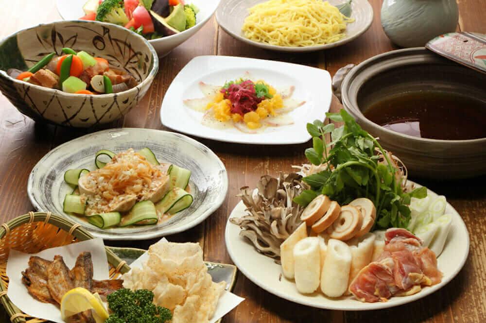 【なまはげ仙台店】コース料理